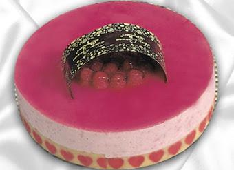pasta siparisi 4 ile 6 kisilik yas pasta framboaz yaspasta  Batman güvenli kaliteli hızlı çiçek