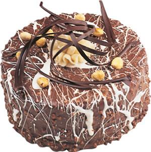 pasta satisi 4 ile 6 kisilik çikolatali yas pasta  Batman İnternetten çiçek siparişi
