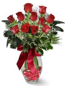 9 adet gül  Batman internetten çiçek satışı  kirmizi gül