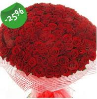 151 adet sevdiğime özel kırmızı gül buketi  Batman çiçek siparişi sitesi