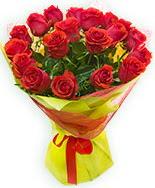 19 Adet kırmızı gül buketi  Batman çiçek siparişi vermek