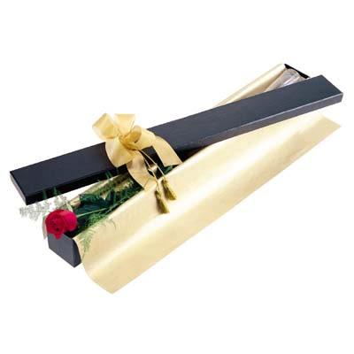 Batman uluslararası çiçek gönderme  tek kutu gül özel kutu