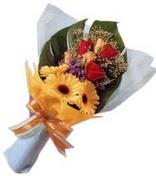 güller ve gerbera çiçekleri   Batman çiçek gönderme sitemiz güvenlidir