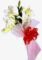 Batman çiçek , çiçekçi , çiçekçilik  ince vazoda gerbera ve ayi