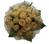 12 adet sari güllerden buket   Batman uluslararası çiçek gönderme
