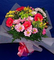karisik sade mevsim demetligi   Batman 14 şubat sevgililer günü çiçek