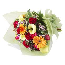 karisik mevsim buketi   Batman online çiçekçi , çiçek siparişi