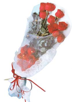 11 adet kirmizi güller buket tanzimi   Batman çiçek siparişi sitesi