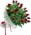 Batman internetten çiçek satışı  11 adet kirmizi gül buketi sade ve hos sevenler