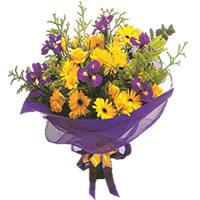 Batman çiçek gönderme sitemiz güvenlidir  Karisik mevsim demeti karisik çiçekler