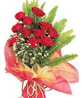 11 adet kaliteli görsel kirmizi gül  Batman çiçek satışı