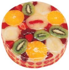 Meyvali 4 ile 6 kisilik yas pasta leziz  Batman hediye çiçek yolla