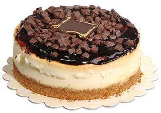 pasta yolla 4 ile 6 kisilik çikolatali yas pasta  Batman online çiçek gönderme sipariş