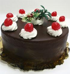 4 ile 6 kisilik yas pasta çikolatali taze pastaci  Batman anneler günü çiçek yolla