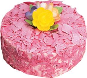 pasta siparisi 4 ile 6 kisilik framboazli yas pasta  Batman çiçek yolla