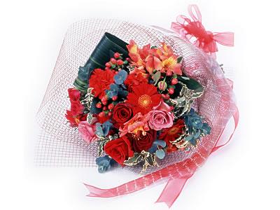 Karisik buket çiçek modeli sevilenlere  Batman uluslararası çiçek gönderme