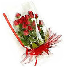 13 adet kirmizi gül buketi sevilenlere  Batman çiçek siparişi vermek