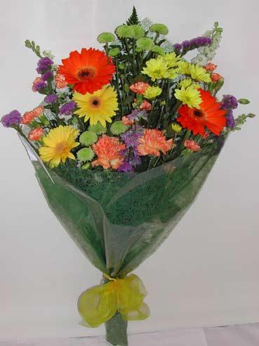 karisik kir çiçek buketi çiçek gönderimi  Batman cicekciler , cicek siparisi