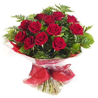 Ucuz Çiçek siparisi 11 kirmizi gül buketi  Batman çiçek online çiçek siparişi