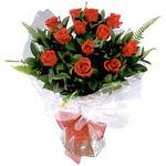Batman çiçek , çiçekçi , çiçekçilik  9 adet güzel bir gül buketi