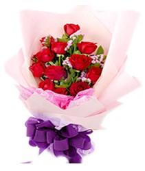 7 gülden kirmizi gül buketi sevenler alsin  Batman çiçek gönderme sitemiz güvenlidir
