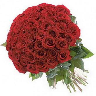 Batman güvenli kaliteli hızlı çiçek  101 adet kırmızı gül buketi modeli