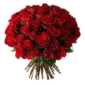 Batman çiçek , çiçekçi , çiçekçilik  33 adet kırmızı gül buketi