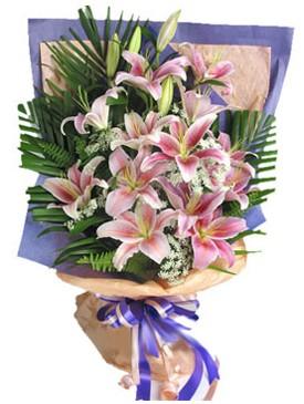 7 dal kazablankadan görsel buket  Batman kaliteli taze ve ucuz çiçekler