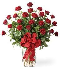 Sevgilime sıradışı hediye güller 24 gül  Batman 14 şubat sevgililer günü çiçek