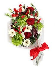 Kız arkadaşıma hediye mevsim demeti  Batman online çiçek gönderme sipariş