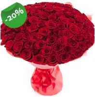 Özel mi Özel buket 101 adet kırmızı gül  Batman anneler günü çiçek yolla