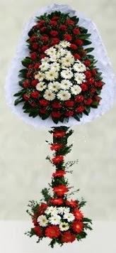 Batman internetten çiçek satışı  çift katlı düğün açılış çiçeği