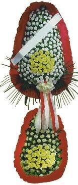 Çift katlı düğün açılış çiçeği  Batman çiçek servisi , çiçekçi adresleri