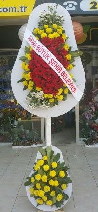 Çift katlı düğün nikah açılış çiçek modeli  Batman çiçekçi mağazası