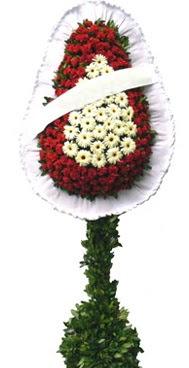 Çift katlı düğün nikah açılış çiçek modeli  Batman İnternetten çiçek siparişi