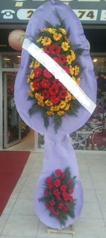 Çift katlı nikah düğüne çiçek modeli  Batman internetten çiçek siparişi