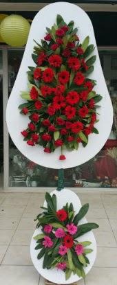 Çift katlı düğün nikah açılış çiçek modeli  Batman internetten çiçek siparişi