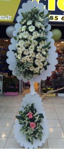 Çift katlı düğün nikah açılış çiçeği  Batman çiçekçi telefonları