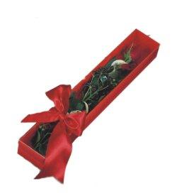 Batman çiçek online çiçek siparişi  tek kutu gül sade ve sik
