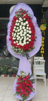Çift katlı işyeri açılış çiçek modeli  Batman ucuz çiçek gönder