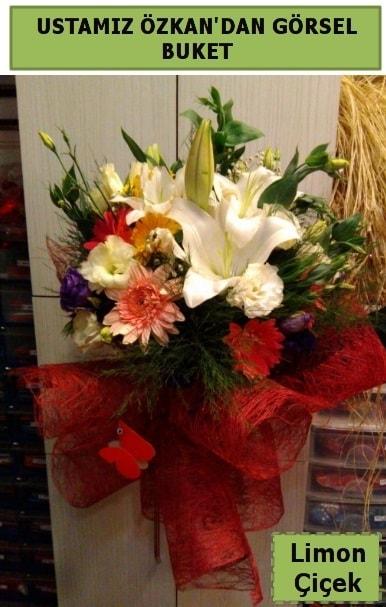 Karışık görsel mevsim çiçeği  Batman ucuz çiçek gönder
