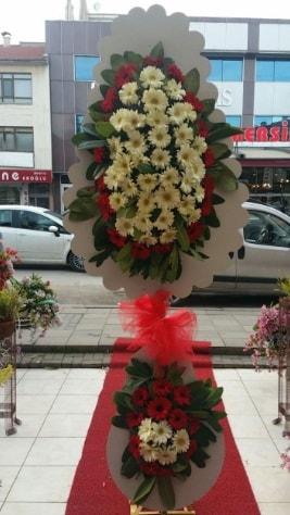 Çift katlı düğün açılış çiçeği  Batman çiçek satışı