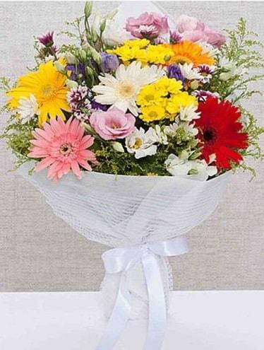 Karışık Mevsim Buketleri  Batman ucuz çiçek gönder