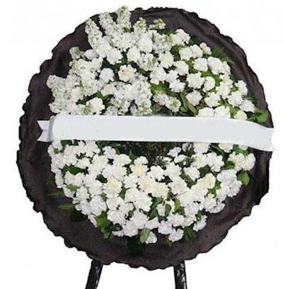 Cenaze çelengi çiçeği modelleri  Batman internetten çiçek satışı