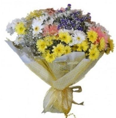 Karışık mevsim çiçeği  Batman çiçek satışı