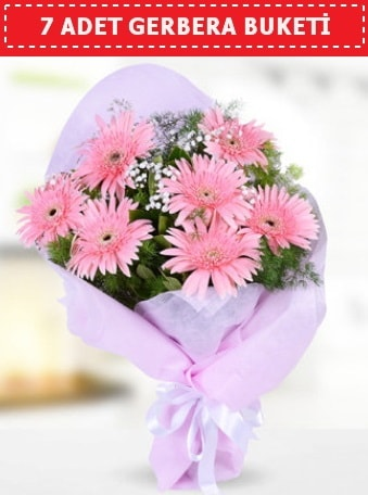 Pembe Gerbera Buketi  Batman çiçek , çiçekçi , çiçekçilik