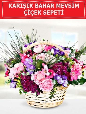 Karışık mevsim bahar çiçekleri  Batman ucuz çiçek gönder
