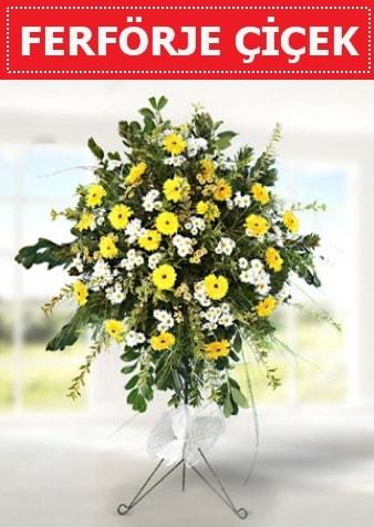 Ferförje çiçeği modeli  Batman çiçek gönderme sitemiz güvenlidir