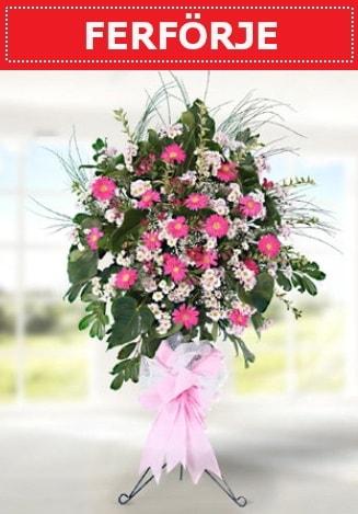 Ferförje düğün nikah açılış çiçeği  Batman çiçek yolla