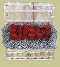 Batman cicekciler , cicek siparisi  Sandikta 11 adet güller - sevdiklerinize en ideal seçim